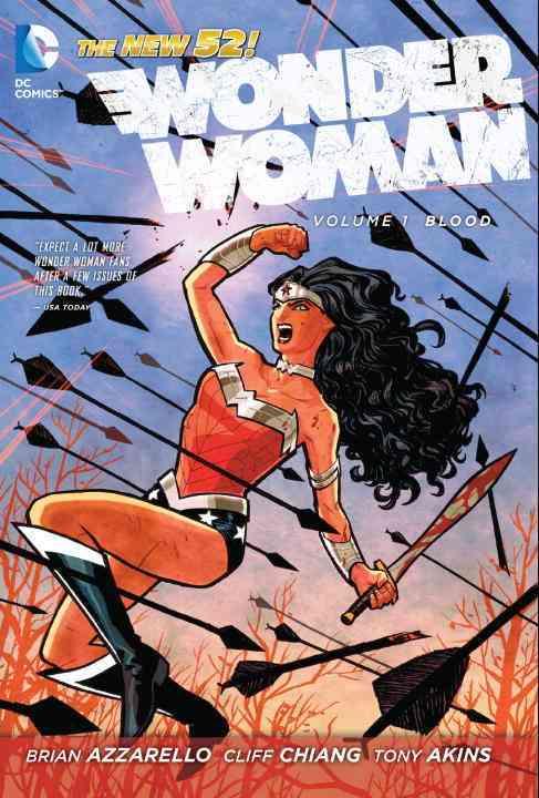 Wonder Woman 1: Blood (Paperback)