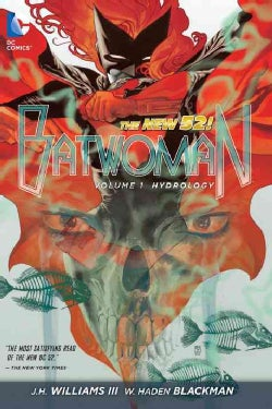 Batwoman 1: Hydrology the New 52 (Paperback)