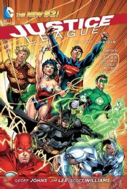 Justice League 1: Origin (Paperback)