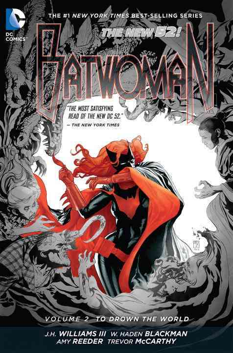 Batwoman 2: To Drown the World (Hardcover)