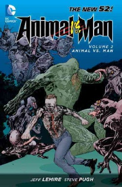 Animal Man 2: Animal Vs. Man (Paperback)