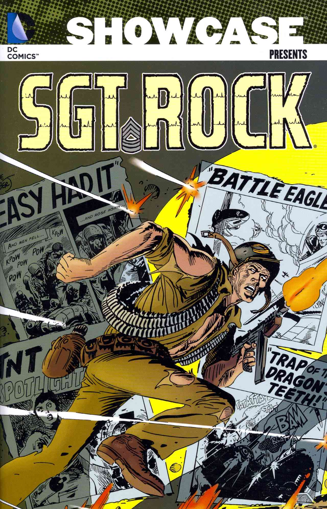 Showcase Presents Sgt. Rock 4 (Paperback)