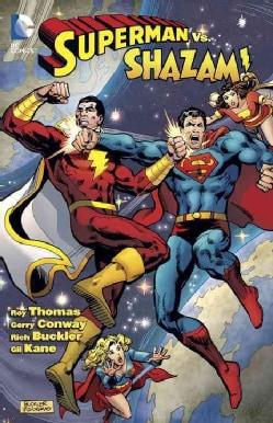 Superman Vs. Shazam! (Paperback)