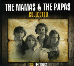 MAMAS & THE PAPAS - COLLECTED