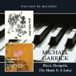 Michael Garrick - Black Marigolds/Heart is a Lotus