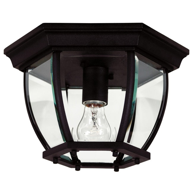 Mingus One Light Flush Mount