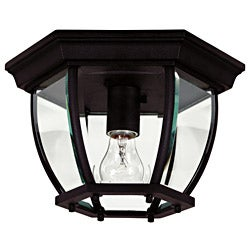 Laurel Creek Briar One Light Flush Mount