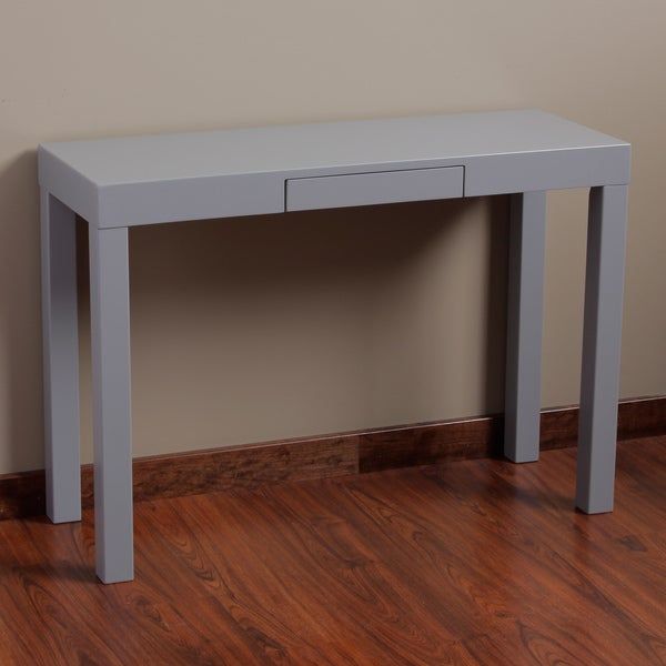 Lachlan Grey Sofa Table