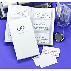 HBH Book of Wedding Wishes Set
