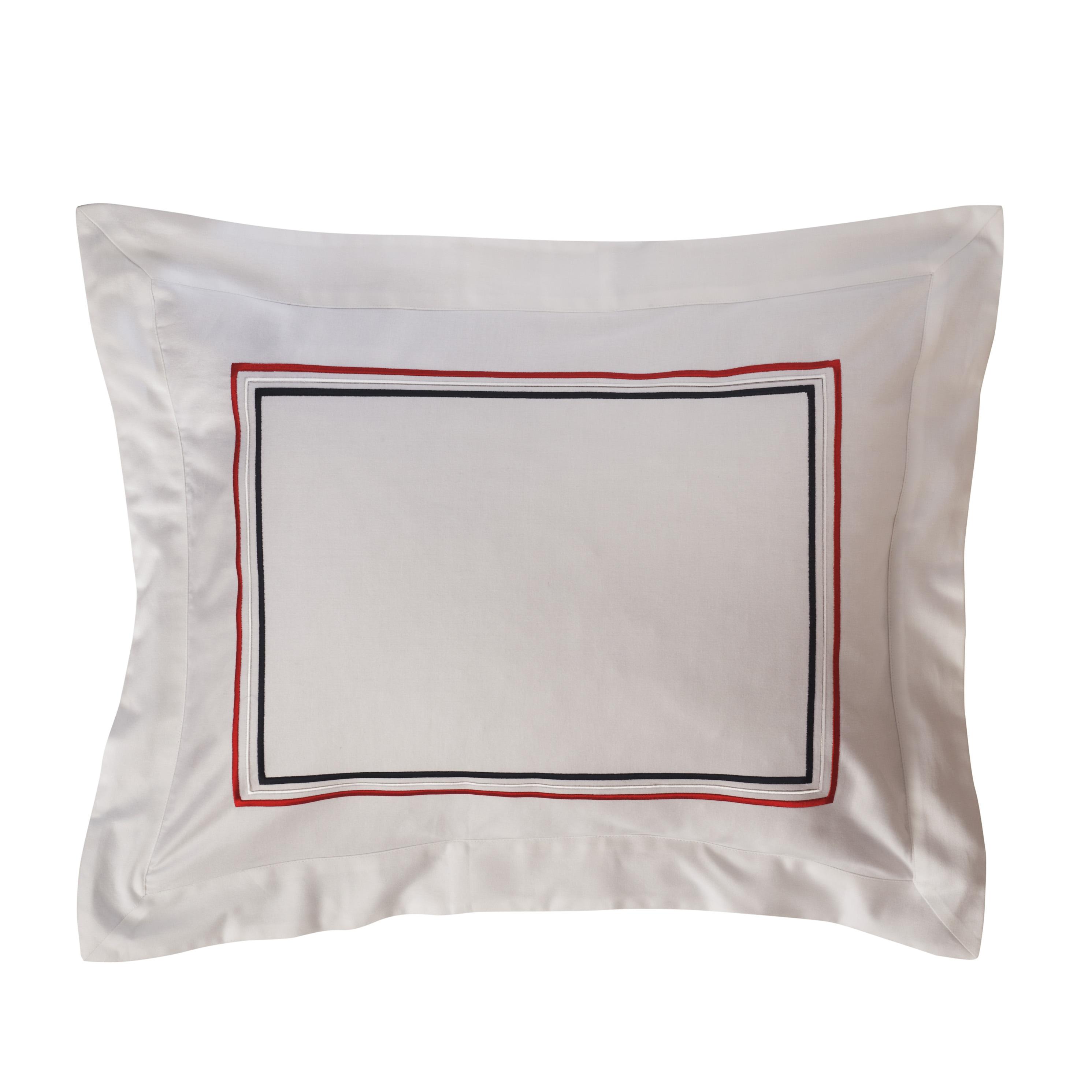 Roxbury Park Patriot Baratto Filled Decorative Pillow