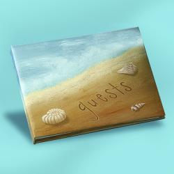 HBH Seaside Jewel Guest Book