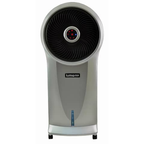 Luma Comfort EC110S Portable Evaporative Air Cooler - Silver