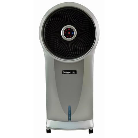 Luma Comfort EC110S Portable Evaporative Air Cooler - Silver