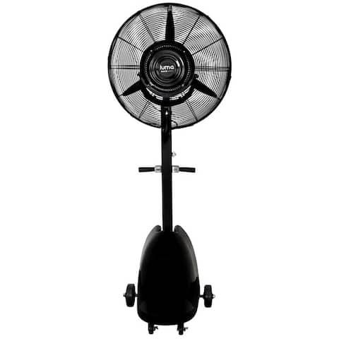 Luma Comfort 26-inch High Power Misting Fan