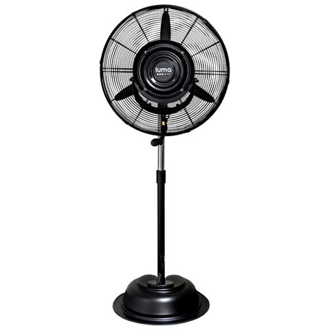Luma Comfort 24-inch Patio Misting Fan