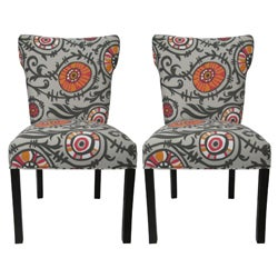 Willard Wingback Chairs (Set of 2)
