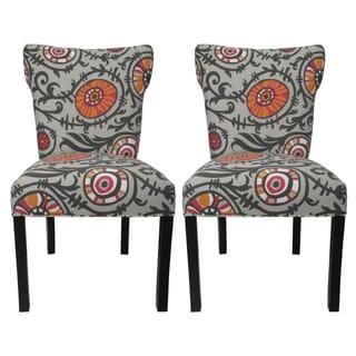 Willard Wingback Chairs (Set of 2)