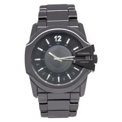 Diesel Men's Black Timeframe Watch