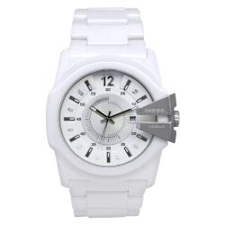 Diesel Men's DZ1515 Timeframe White Watch