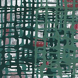 Ankan 'Net I' Gallery-wrapped Canvas Art