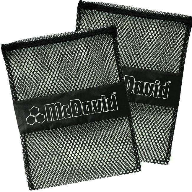 McDavid Laundry Bag (Set of 2), Black (Nylon)