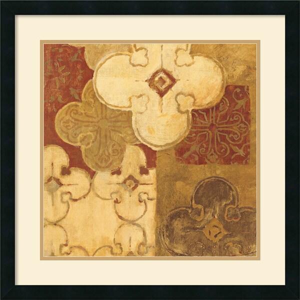 Avery Tillmon 'Kasbah I' Framed Art Print