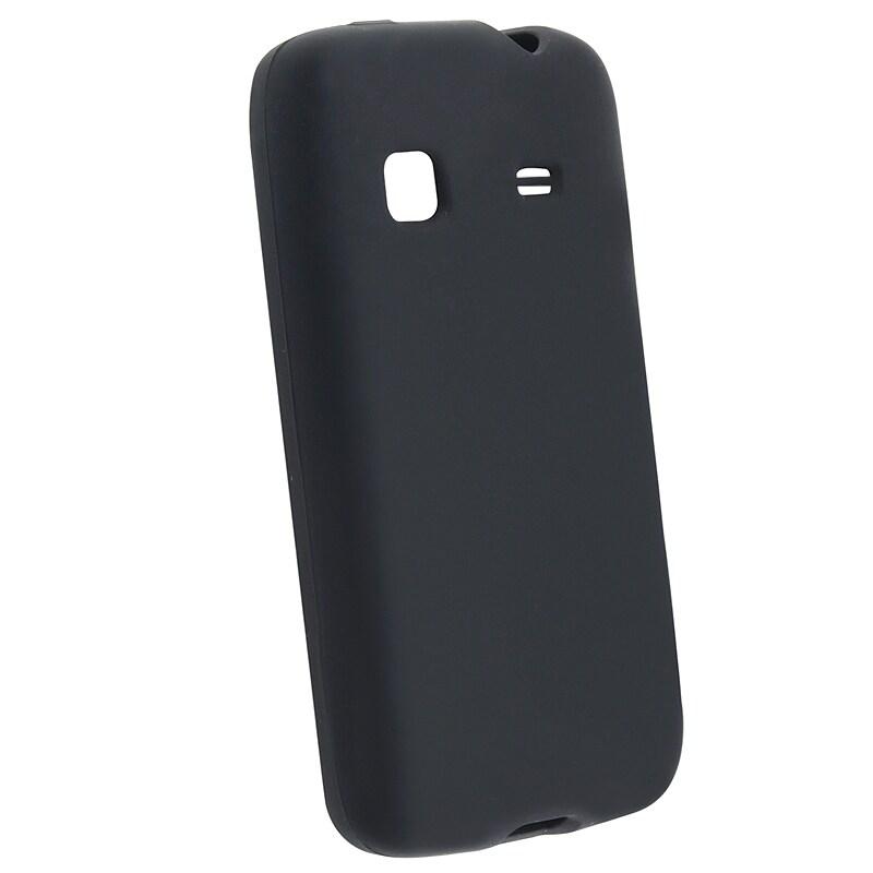 BasAcc Black Skin Case for Samsung Galaxy Prevail M820
