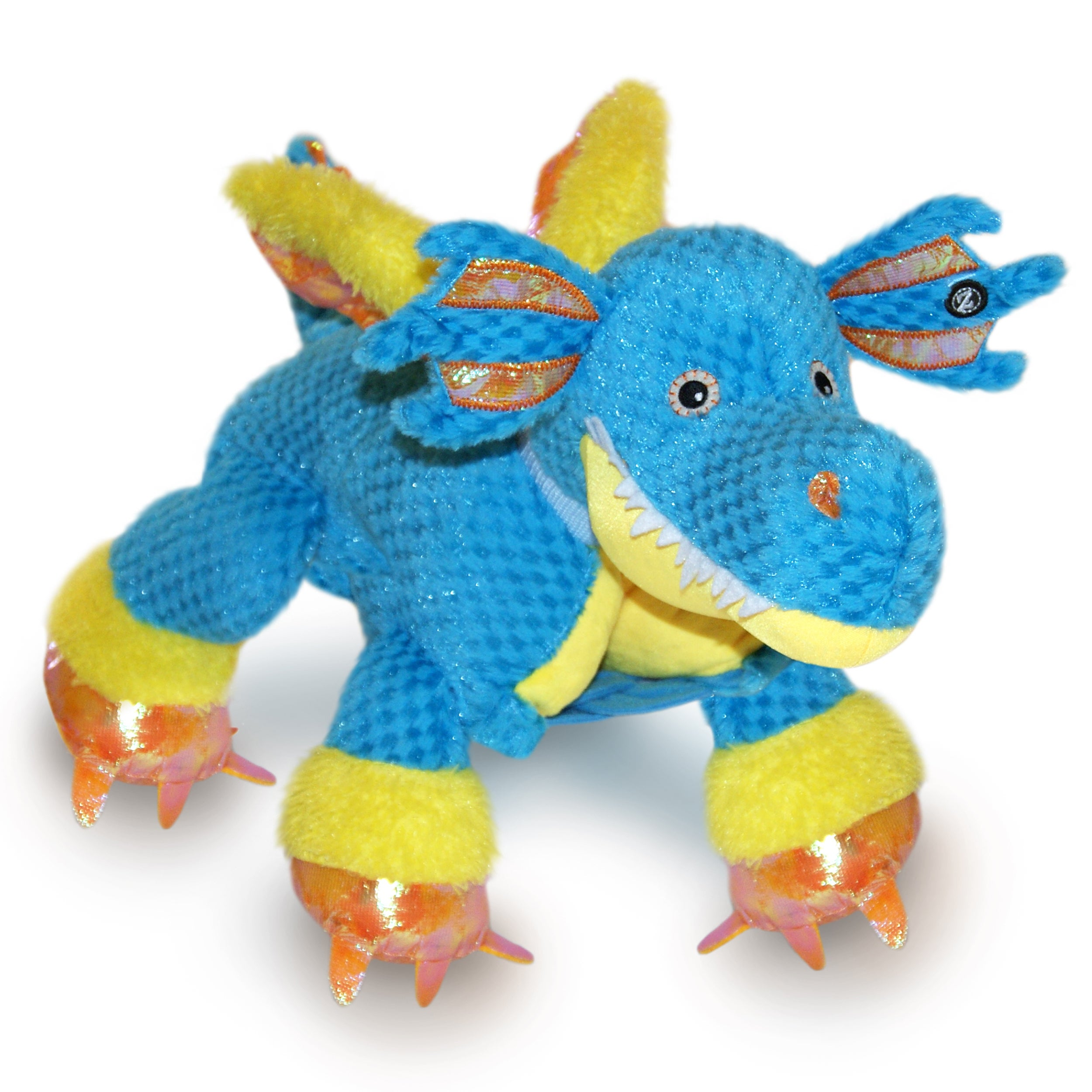 Zoobies Draco the Dragon Blanket Pet