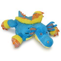 Zoobies Draco the Dragon Blanket Pet - Thumbnail 1