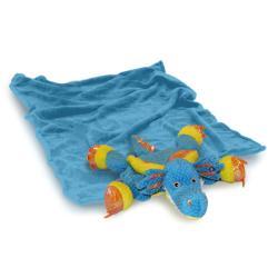 Zoobies Draco the Dragon Blanket Pet - Thumbnail 2