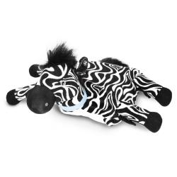 Zoobies Zulu the Zebra Blanket Pet - Thumbnail 1