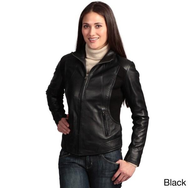Collezione Italia Women's Leather Jacket