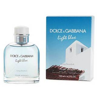 Dolce & Gabbana Light Blue Living Stromboli Men's 4.2-ounce Eau de Toilette Spray