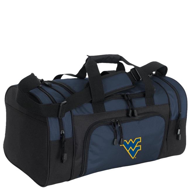 University of West Virginia 22-inch Collegiate Duffel Bag