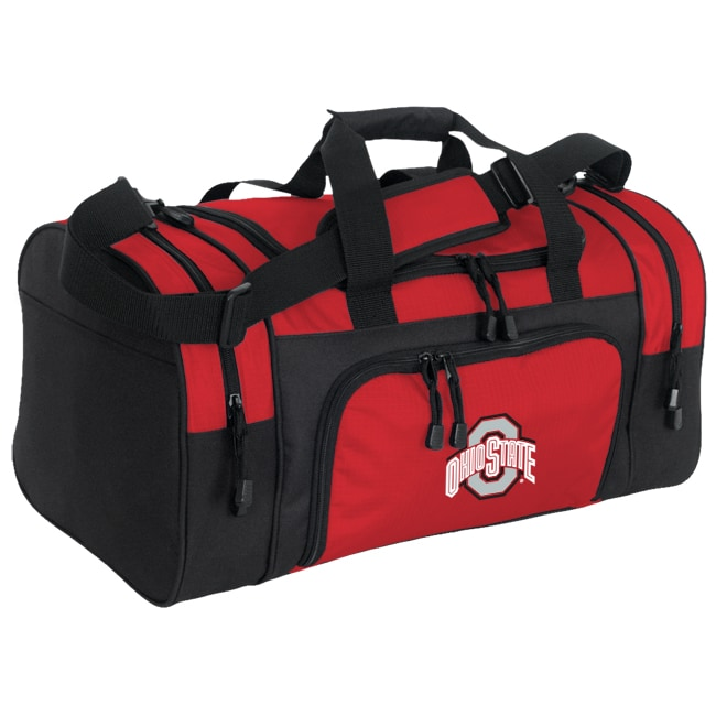 ef13a37793a4 Shop Ohio State University Collegiate Duffle Bag - Free Shipping On Orders  Over  45 - Overstock - 6842726