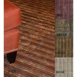 Hand-tufted Berkley Spice Rug (3'6 x 5'6)