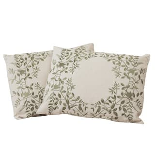 Embroidered Pillows (Set of 2) by Christopher Knight Home|https://ak1.ostkcdn.com/images/products/6842901/P14369478.jpg?impolicy=medium