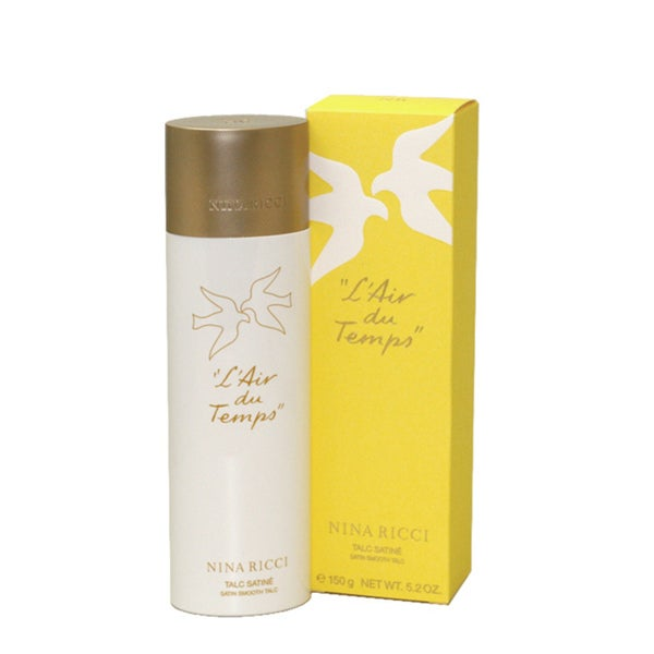 Nina Ricci L'Air du Temps Women's 5.2-ounce Satin Smooth Talc
