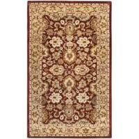 Safavieh Handmade Persian Legend Rust/ Ivory Wool Rug - 3' x 5'
