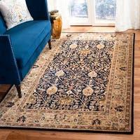 Safavieh Handmade Persian Legend Blue/ Gold Wool Rug - 8' x 10'
