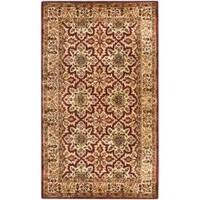 Safavieh Handmade Persian Legend Beige Wool Rug - 2'6 x 4'