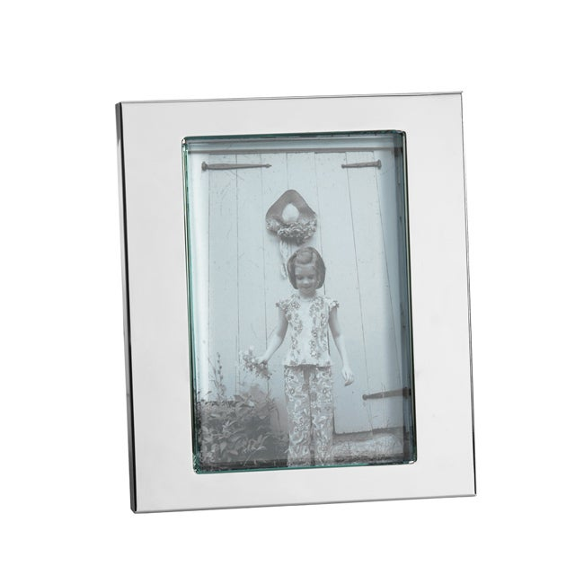 Towle Thick Glass Photo Frame (4x6)