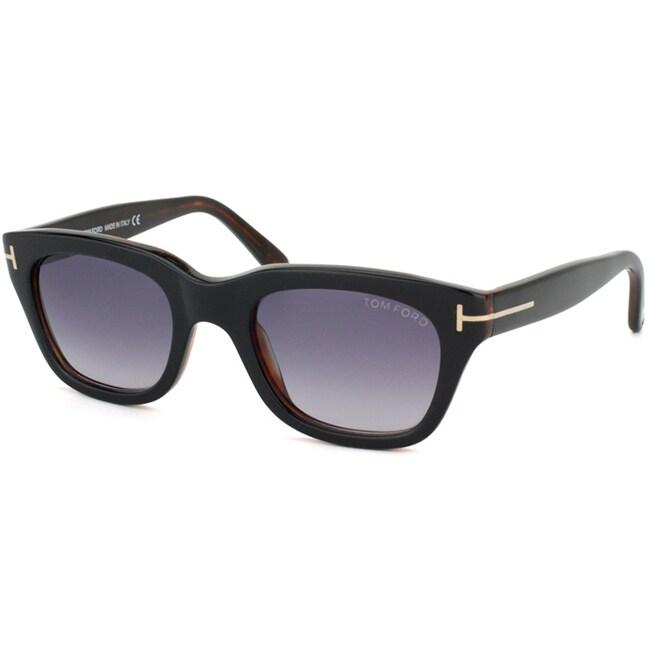 Tom Ford Women's 'TF237 TF0237 Snowdon 05B' Sunglasses