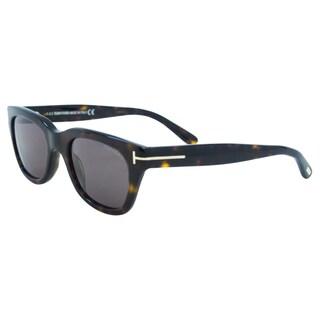 Tom Ford Women's 'TF237 TF0237 Snowdon Sunglasses