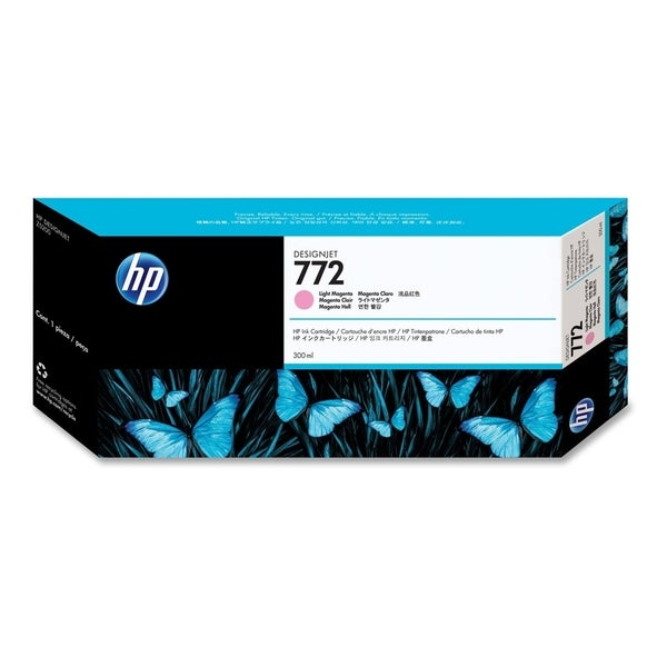HP 772 Original Ink Cartridge - Single Pack