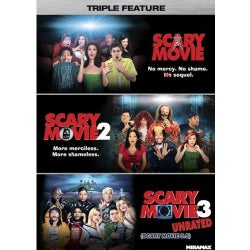 Scary Movie Triple Feature (DVD)