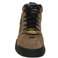 AdTec Men's 1836 6-inch Steel Toe Hiker Boots - Thumbnail 2