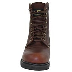 AdTec 1623 8-inch Leather Work Boots - Thumbnail 2