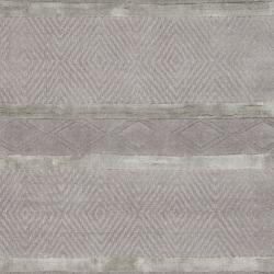 Safavieh Handmade Metro Grey New Zealand Wool Rug (2'6 x 8') - Thumbnail 2
