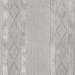 Safavieh Handmade Metro Grey New Zealand Wool Rug (6' Round) - Thumbnail 2